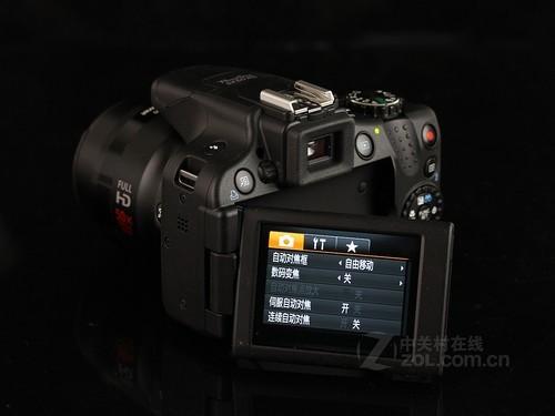 佳能 SX50 HS黑色 外觀圖