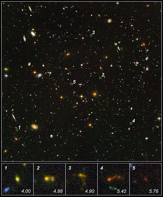 来自哈勃空间望远镜研究所的天体物理学家马里奥·利维奥(Mario