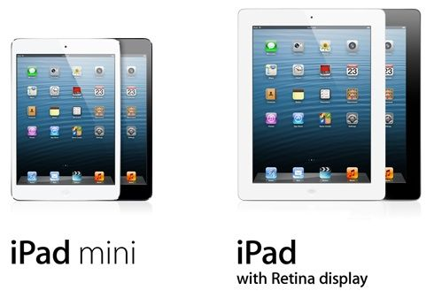 昨天,蘋果iPad mini和iPad 4在中國內地市場開賣。