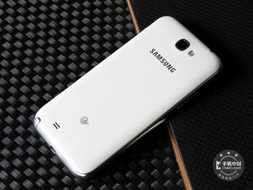 電信版三星Note II(N719)手機背面圖片