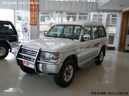 长丰猎豹奇兵现车销售 购车优惠1万元