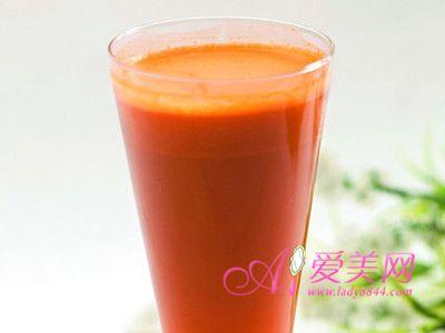 早餐着重补糖分 胡萝卜+苹果给足全天活力