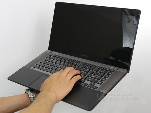 東芝 U800W銀灰色 外觀圖