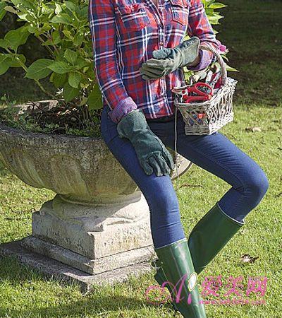 美女养生:冬天穿靴子谨防靴子病