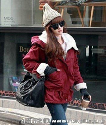 冬季高个子女生服装搭配技巧