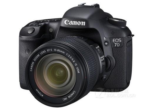 APS-C畫幅專業單反 佳能7D套機13699元