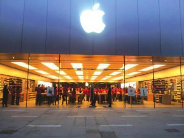 蘋果西部首家直營店成都開業果粉痴等到天亮