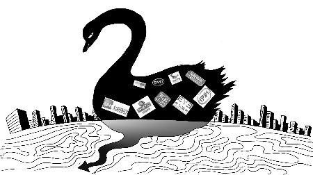 2012年终大盘点:A股十大黑天鹅事件