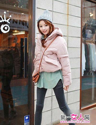 韓國12月街拍 潮妞教你N種流行搭配