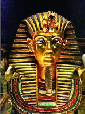 约3000年前古埃及王室谋杀谜团,认定法老拉美西斯三世遭谋权者割喉图片