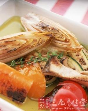 4、多蔬菜及增加维生素A-雪天 十防 御疾病 冬季养生手册