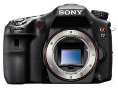 搭配18-135mm鏡頭 索尼A77全新套機上市