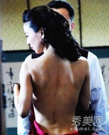 鲍蕾伊能静吴佩慈 拍床戏惹怒男友的女星们/图【4】