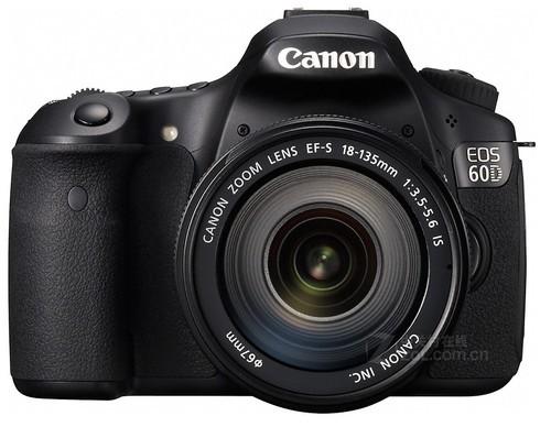 搭配24-105mm防抖鏡頭 佳能60D套機降價