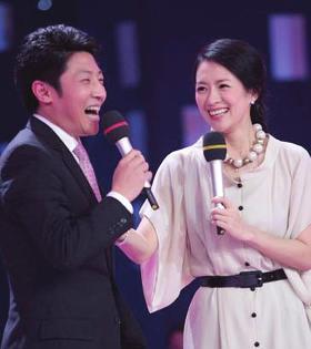 章子怡在新片《危险关系》记者会后,接受了采访.谈到爱情观,章子