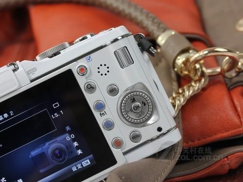 奧林巴斯 E-P3白色 功能按鈕