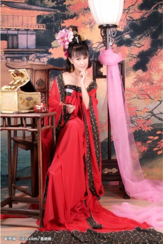 中医养生:5个中医传统方吃出古代美女体香图片