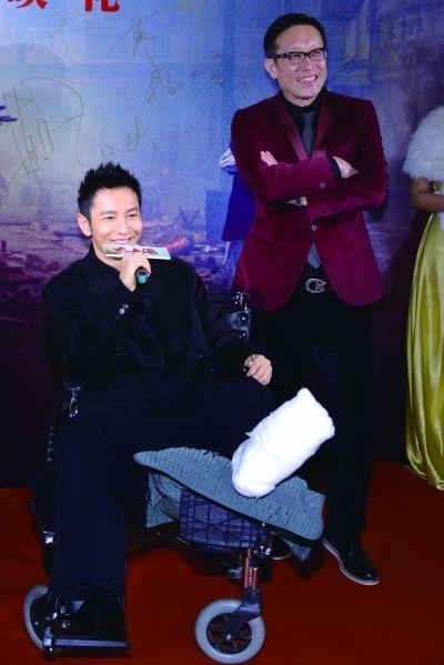 2012年最赚钱明星排行:黄晓明居首 一年赚3.92亿
