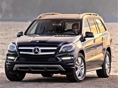 有望2013年引入 奔驰新一代GL国内路试