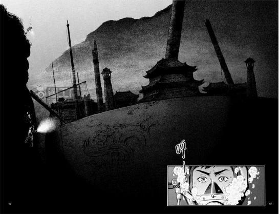 漫画 《天真笔记本》/盗墓笔记Q版记事本系列的《天真笔记本》也将同《盗漫5》一起...
