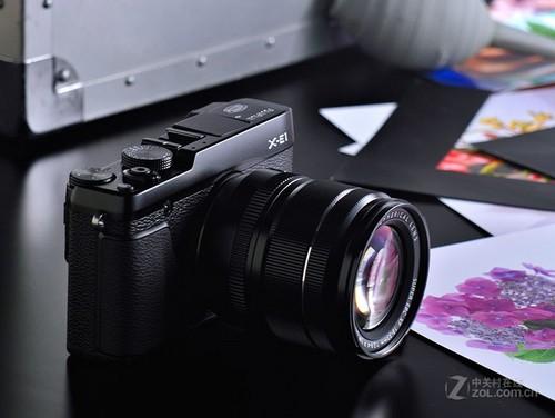 畫質、外形都給力 富士可換鏡頭X-E1降價