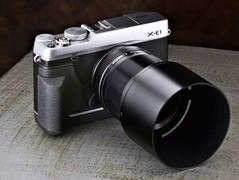 1600萬像素復古外形 富士X-E1高價上市