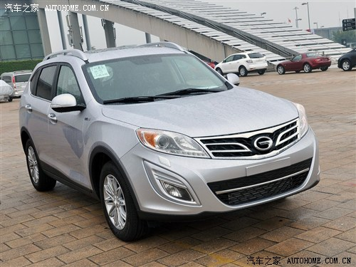 预售17-22万 传祺GS5 1.8T新车型将上市