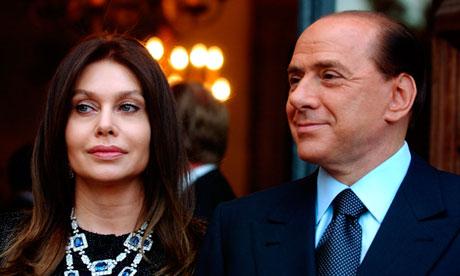 贝卢斯科尼办妥离婚手续月付前妻300万欧元