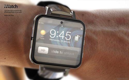 能接打电话 传苹果与Intel开发智能手表