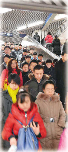 北京成国内地铁运营里程最长城市