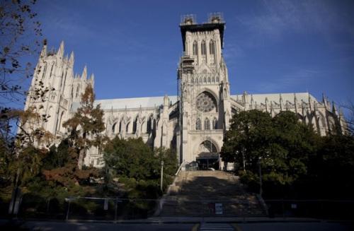 美国华盛顿国家大教堂将开始举办同性恋婚礼(图)