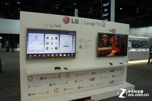 互聯智慧生活 LG展館新產品新技術體驗