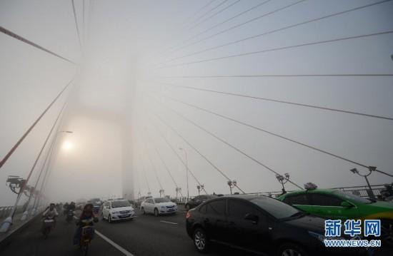 (生态)(3)江西又现大雾