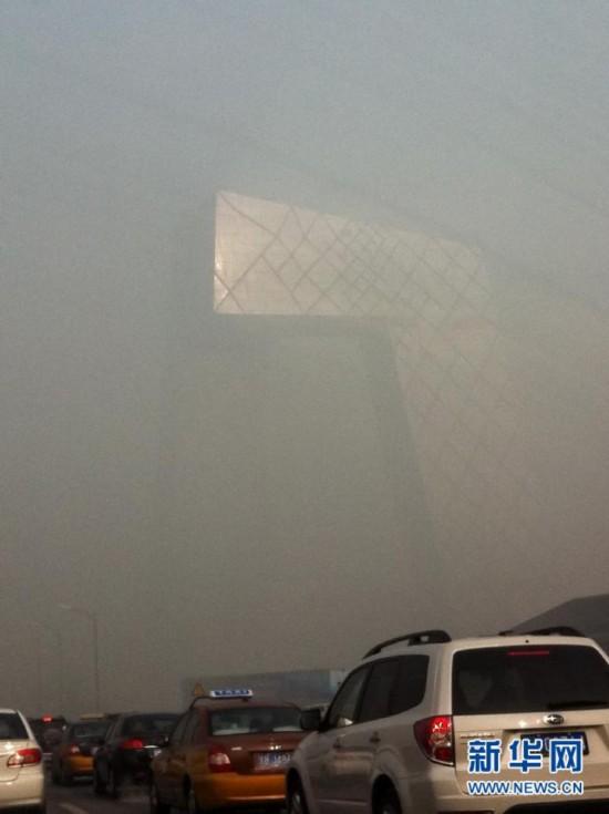 (生态)(1)北京空气重污染持续