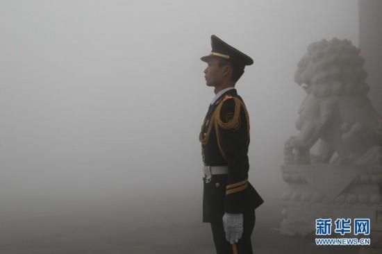 #(生态)(2)我国多地大雾持续 中央气象台继续发布大雾蓝色预警