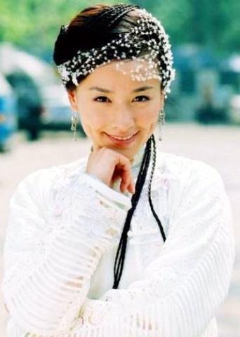 刘亦菲章子怡黎姿 知名女星古装造型大PK