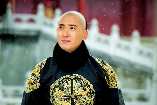 胡歌杨幂吴奇隆刘诗诗 那些雪地里的俊男美女