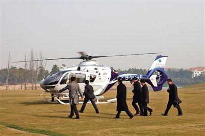 主供私人直升机高端商务飞行