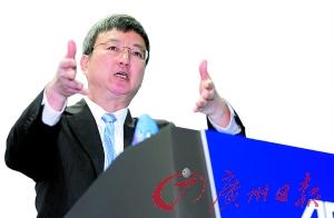 朱民:今年经济形势好于去年经济或可增8.2%