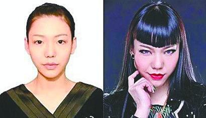 吴莫愁入选最美新人 红唇海报吓哭5岁小孩遭吐槽