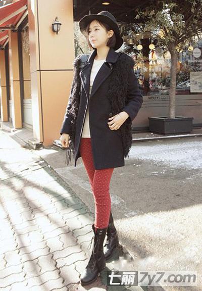 轻熟女冬季服装搭配图片 搭出优雅气质