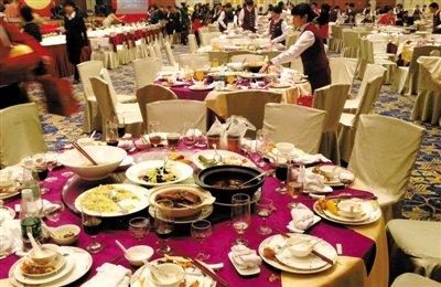 单位内部餐厅成公款吃喝新战场 装修似五星酒店