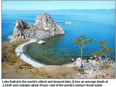 湖贝加尔湖的湖底.   一战期间,一批皇室宝藏被运往东部,最初