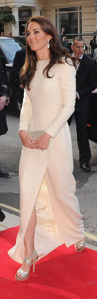 凯特迎来31岁生日 从灰姑娘蜕变成倾世王妃