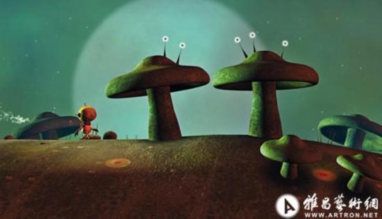 """""""创意未来""""第2季瑞士游戏设计展--艺术收藏--人民网"""