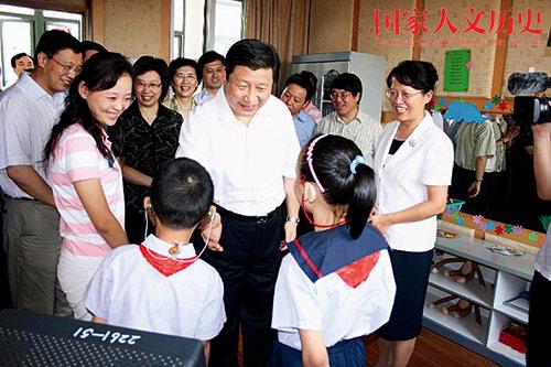 习主席再为中华文化代言
