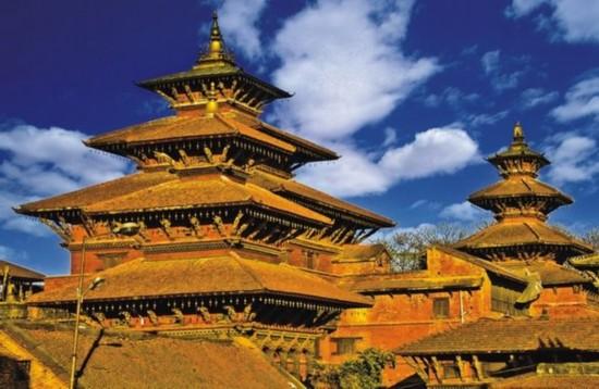 尼泊尔帕坦 漫天神佛的艺术之城 组图