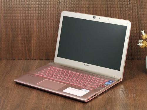 索尼 E14P粉色 外觀圖