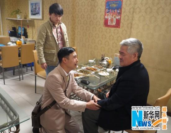 赵本山揭《乡村爱情6》爆笑剧情 王大拿 破产