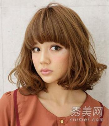 女圆脸帅气短发头型 圆脸沙宣头短发发型 90后男生短发头型